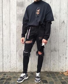 Korean Fashion Trends you can Steal – Designer Fashion Tips Fashion Mode, Aesthetic Fashion, Aesthetic Clothes, Korean Fashion, Mens Fashion, Mens Grunge Fashion, Guy Fashion, Fitness Fashion, Street Fashion