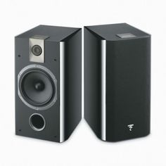 Focal Chorus 706 Black Style - Home Theater Systems Home Audio Speakers, Monitor Speakers, Bookshelf Speakers, Hifi Audio, Wireless Speakers, Audiophile Music, Ipod, Bass, Speakers