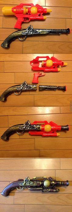 Creating a Fantasy Gun