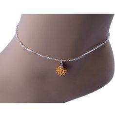 Kadima Swarovski Elements Crystal Disco Ball 10mm Bracelet,Bracelet Length 8.5 Inches,Topaz  http://electmejewellery.com/jewelry/anklets/kadima-swarovski-elements-crystal-disco-ball-10mm-braceletbracelet-length-85-inchestopaz-ca/