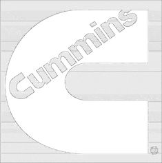 Cummins Logo for Cakes and Such @Annie Betts