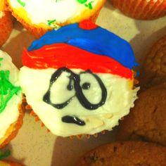 Stan Marsh cupcake