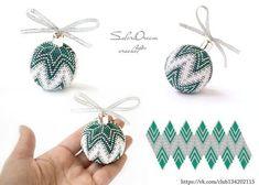 Bead Crochet Patterns, Seed Bead Patterns, Bead Crochet Rope, Beaded Bracelet Patterns, Jewelry Patterns, Beading Patterns, Beaded Ornament Covers, Bead Jewellery, Beaded Jewelry
