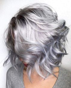 Best brands of purple shampoo - Trend Silver Hair Makeup 2019 Lila Shampoo, Shampoo For Gray Hair, Hair Shampoo, Pelo Color Plata, Best Purple Shampoo, Purple Shampoo For Blondes, Hair 2018, Hair Looks, New Hair