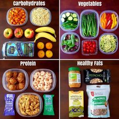Looking for some Easy Healthy Meal Prep Snack Ideas? Here are 4 meal prep snack recipes for work, school, or home! Healthy snacks for both adults and kids. Easy Healthy Meal Prep, Easy Healthy Recipes, Healthy Eating, Lunch Recipes, Healthy Foods, Foods High In Protein, How To Eat Healthy, Easy Healthy Lunch Ideas, Healthy Cheap Meals