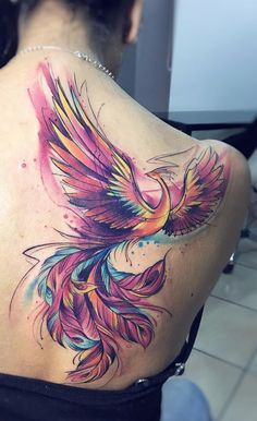 Break up tattoo ideas phoenix
