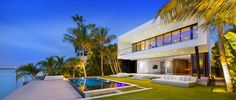 Contemporary house | Miami Beach