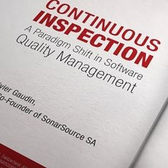 Continuous inspection pattern: Adoption basic steps  Read this article in which you will get the outlines of basic steps to adopt the continuous inspection pattern. This article was written   by well known DevOps trainer - Rajesh kumar.  #Continuous #Inspection #Pattern #Continuousinspection #Continuousinspectionpattern #QualityManagement #DevOps #DevOpsTutorials