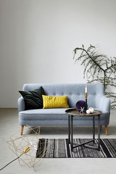 home | interior | living | House Doctor via @Woonhome
