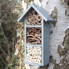 Three tier bee hotel