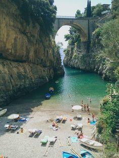 The Amalfi Coast & Capri by Emma Jane