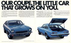 5. 1971 Chevrolet Vega