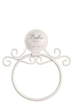 Bsathe Towel Ring by Next