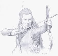 image result for hobbit colouring pages