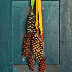 Pinecone Swag Craft Easy