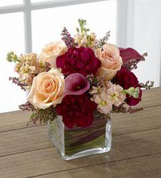 The FTD® Share My World™ Bouquet - Centerpiece - Fall wedding