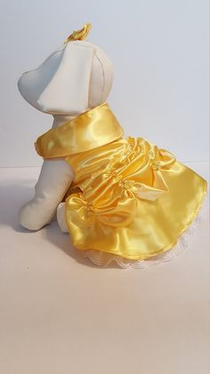 Hey, I found this really awesome Etsy listing at https://www.etsy.com/listing/472371633/belle-dog-costume-dog-belle-halloween