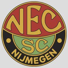 NEC Nijmegen old badge
