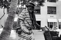 The Unnamed Homeless