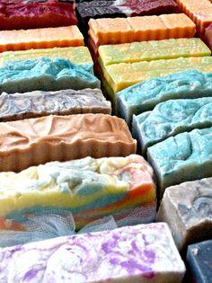 Bar Soap Love