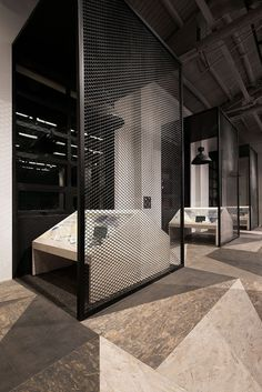 """Cool concept for display cases."" [Celeste] Kids Museum of Glass – Shanghai - The Cool Hunter"