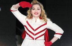 Songs by madonna Pop Idol, Latest Video, Madonna, Cheer Skirts, Ronald Mcdonald, Russia, Singer, Entertainment, Collection