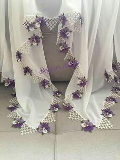 Tunisian Crochet, Learn To Crochet, Crochet Motif, Crochet Flowers, Crochet Stitches, Embroidery Stitches, Lace Embroidery, Tatting Patterns, Lace Patterns