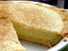 De lekkerste Zuid-Afrikaanse gerechten vind je op KaapstadMagazine.nl. Wij presenteren: melktaart!