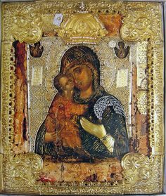 Album - Google+ Religious Icons, Religious Art, Byzantine Art, Madonna And Child, Orthodox Icons, Blessed Mother, New Art, Catholic, Religion