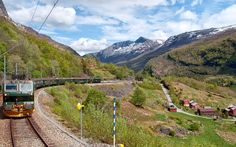 The Flåm Railway: Norway's most scenic train journey – On the Luce travel blog