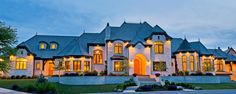 Exquisite 17,000 Square Foot Mansion In Orem, UT | Homes of the Rich – The Web's #1 Luxury Real Estate Blog