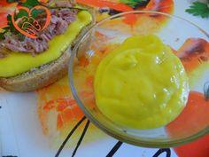 Maionese al mango http://www.cuocaperpassione.it/ricetta/b32e1f4c-9f72-6375-b10c-ff0000780917/Maionese_al_mango