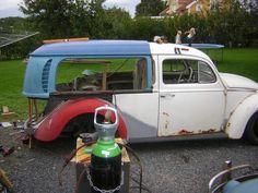 VW Service Van