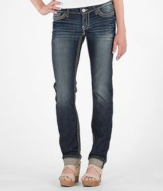BKE Factory Second Stella Straight Stretch Jean
