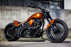 2006 Harley TC Softail FXSTB Custom [DUEL]