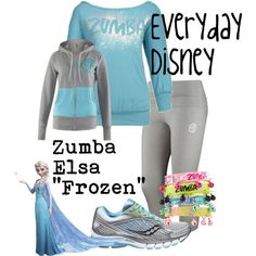 Zumba: Still Keeping People Fit, Years After Its Inception Gym Outfits, Disney Outfits, Cool Outfits, Themed Outfits, Inspired Outfits, Workout Inspiration, Fitness Inspiration, Elsa Outfit, Train Costume
