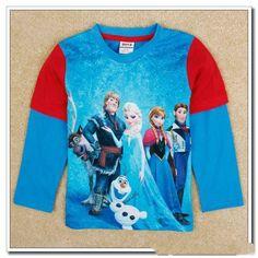 FROZEN  Boys Shirt Disney  Kids Toddler School Christmas Birthday Gift 100% NEW #ChristmasPlaySchoolDressyEverydayHoliday
