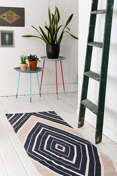 4040 Locust Radial Runner - Urban Outfitters For in front of the double vanity