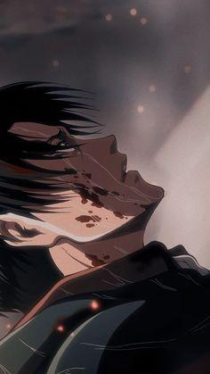 Aot Anime, Anime Demon, Anime Art, Attack On Titan Fanart, Attack On Titan Levi, Anime Backgrounds Wallpapers, Animes Wallpapers, Levi Ackerman, Attack On Titan Aesthetic
