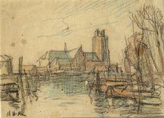 Dordrecht - binnenhaven