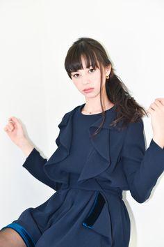 yoimachi:    美の象徴と話題の中条あやみ演技派と言われて賞を獲ることが目標です | 日刊SPA!