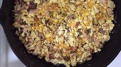 Richard's Breakfast Scramble Recipe | Allrecipes Breakfast Scramble Recipe, Edible Creations, Scrambled Eggs, Allrecipes, Ham, Vegetables, Hams, Vegetable Recipes, Egg Scramble