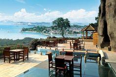 Terrace at the hotel #Swiss Xiamen #Travel #Hotels #Xiamen #Guiyan #China #Resorts #Holidays #Fujian Hotels #Business Travel #luxury hotels