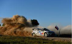 Infografik mit Zahlen & Fakten zu VWs WRC Lauf in Polen