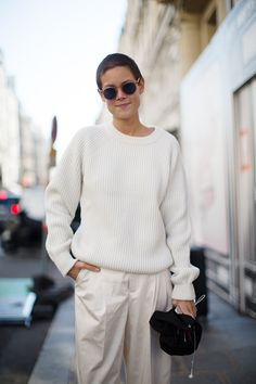 On the Street…Rue Saint-Honoré, Paris (The Sartorialist) The Sartorialist, Street Look, Street Chic, Street Wear, Style Me, Cool Style, Cooler Stil, Fashion Outfits, Womens Fashion