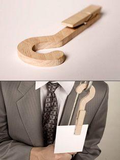 Prendedor de clipe de papel