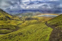 Because Thórsmörk Valley. | 25 Reasons Why You Should Peace Out And Go Photograph Icelandhttp://www.wallacetravelgroup.ie/holidays/iceland-holidays.189.html