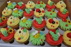 Insect Cupcakes - Bing images