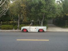 our lowered VW powered 1964 Series II Land Rover