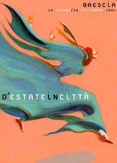 D'Estate in Città - Lorenzo Mattotti  www.comicom.it